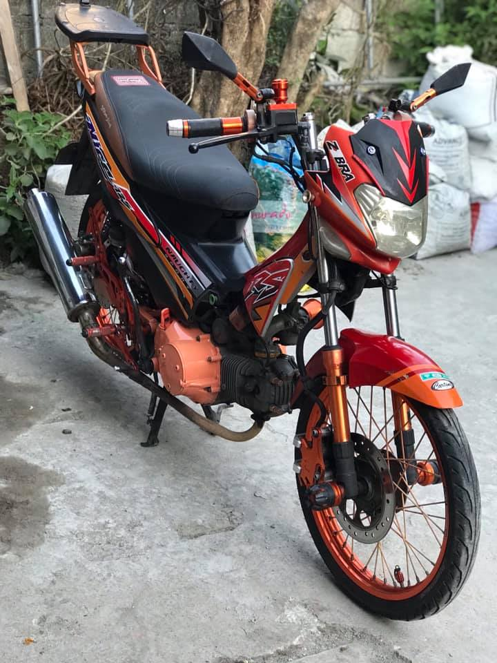Rush Rs 125 Model 2010 photo