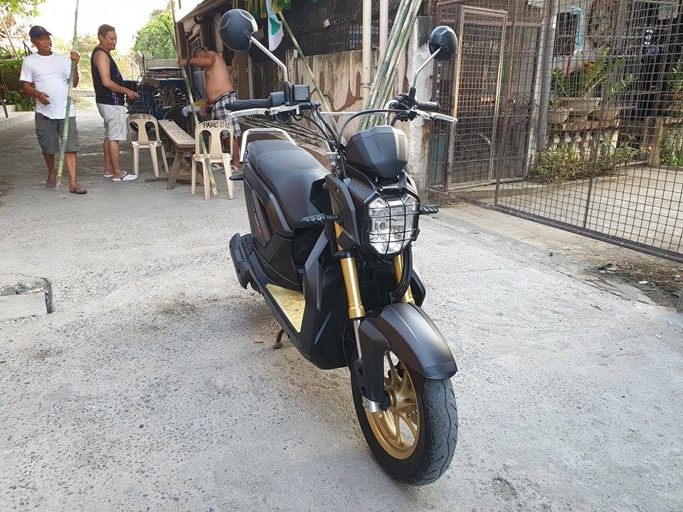 Honda Zoomer X 110 2014 Registered photo