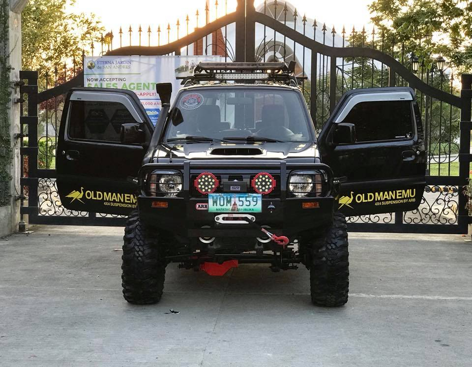 Suzuki Jimny 4x4 2014 A/T Fully Setup photo