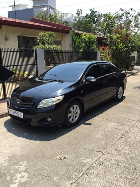 toyota corolla altis G 2008 photo
