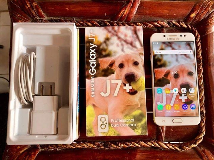 Samsung Galaxy J7 Plus 32GB | 4GB photo