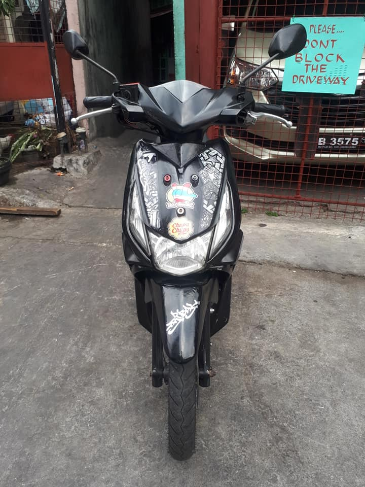 honda beat 110 model 2010 photo