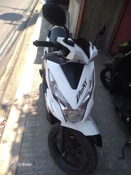 honda beat f.i v2 photo