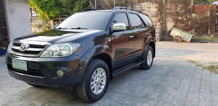 Toyota Fortuner 2008 G for sale or swap photo