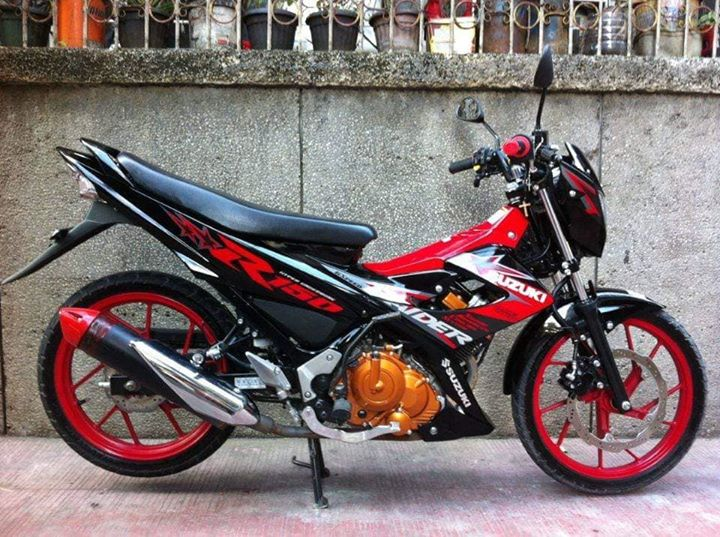 raider 150cc 2018 model photo