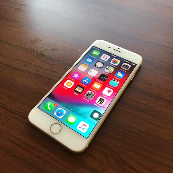Iphone 7 32gb Gold photo