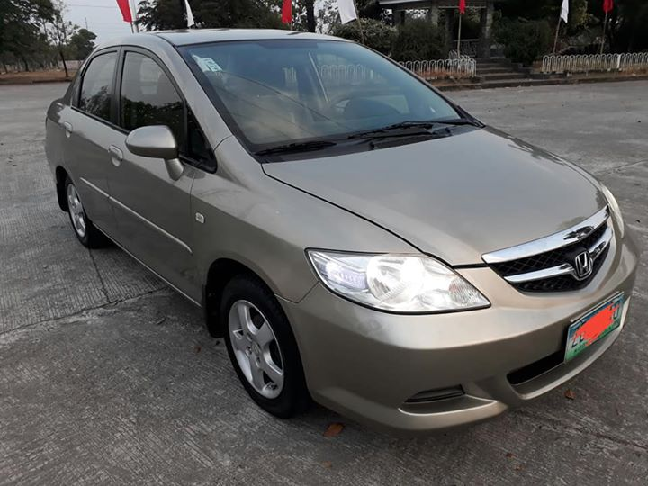 Honda city 2006 AT photo