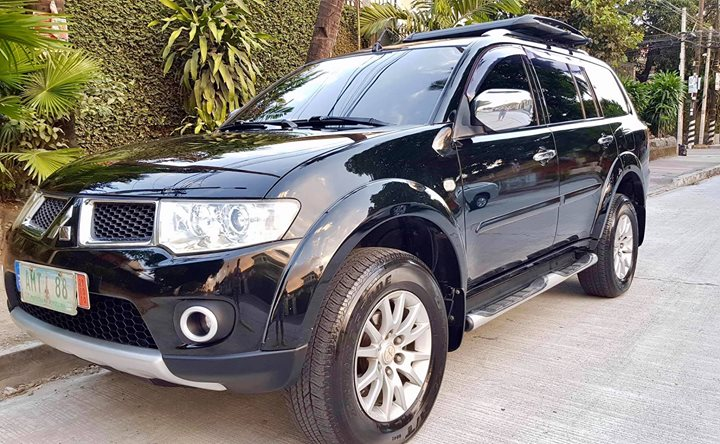 2009 Montero GLS 4x4 Matic Diesel photo