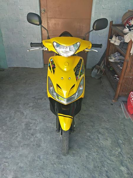 Yamaha Sporty 2017 model 1K ODO photo