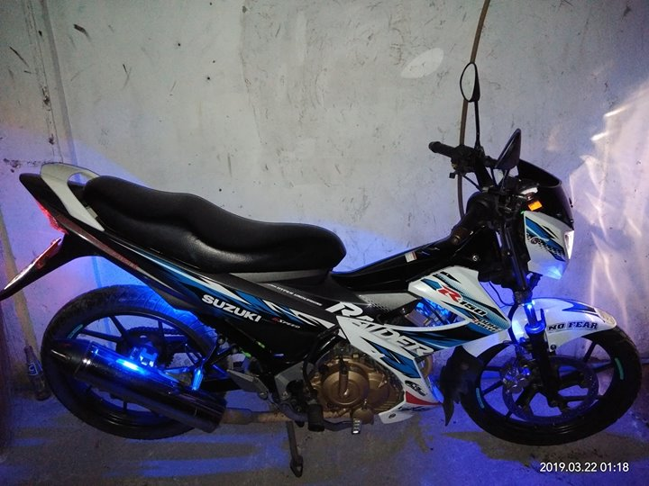 suzuki r150cc 2014model reborn photo