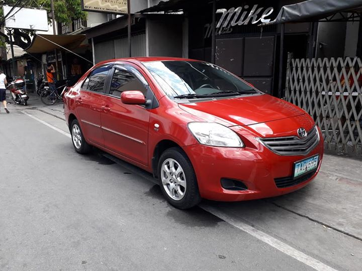 2011 toyota vios E photo