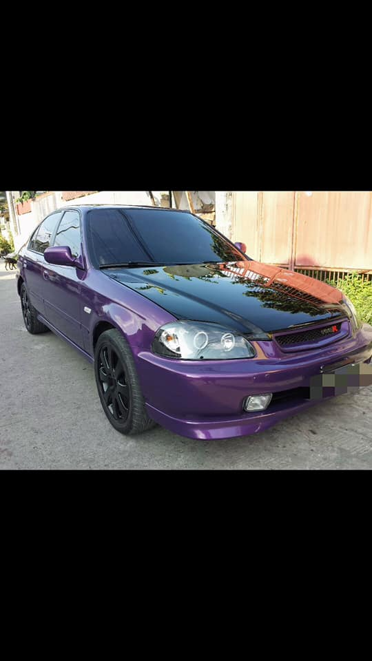 honda civic 97 photo