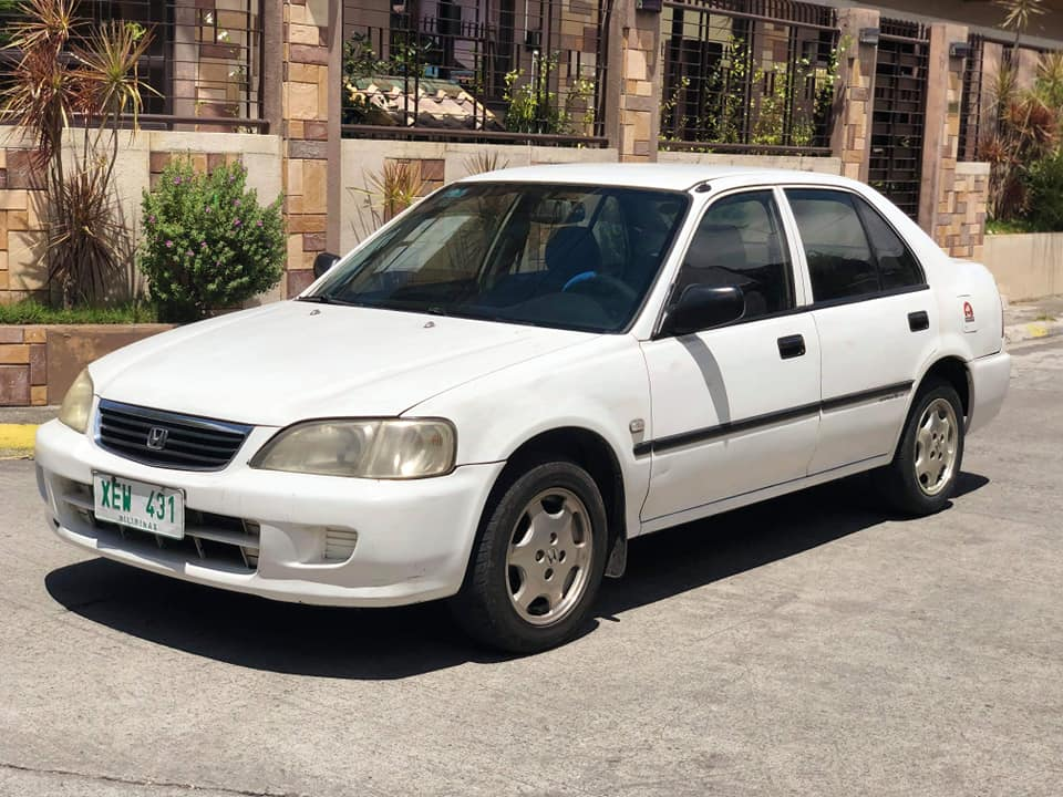 Honda City Type Z 2002 Manual photo