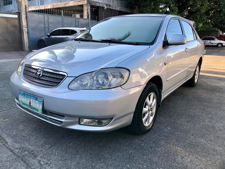 Toyota Altis 1.6E 2006 Automatic photo