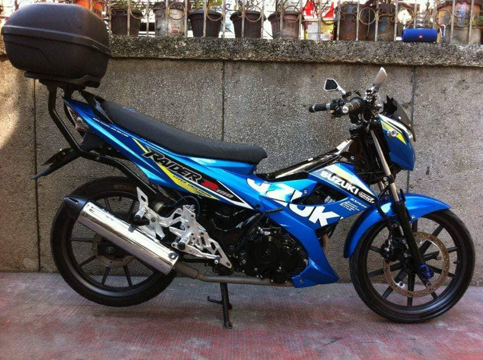 raider 150cc 2016 model photo