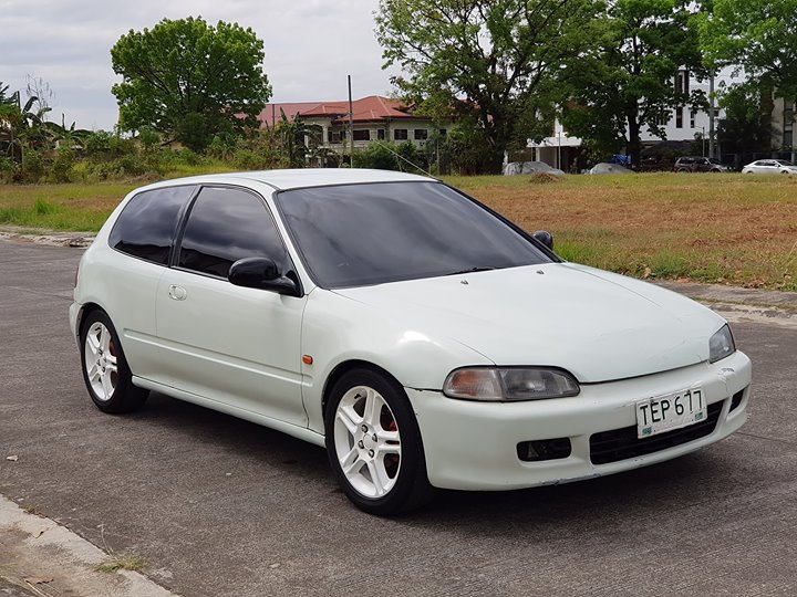 Honda EG hatchback 1993 photo