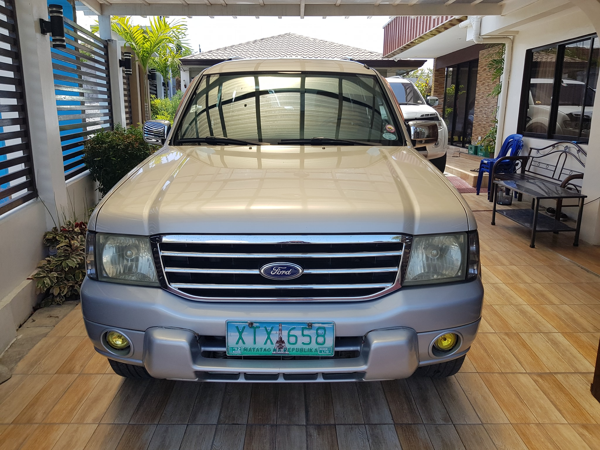 2005 Ford Everest XLT 4x4 photo