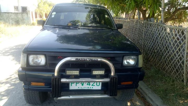 Mazda Pickup B2200 1990 model Local photo