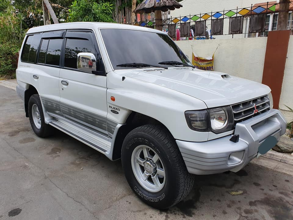 2003 Mitsubishi Pajero field master photo
