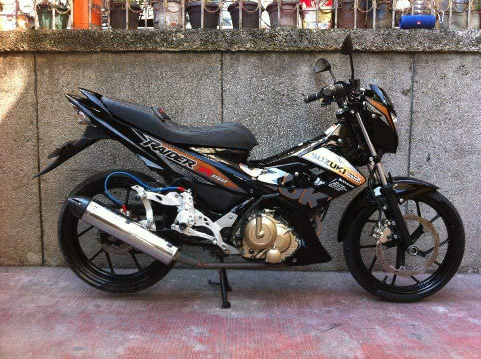 raider 150cc 2017 model photo