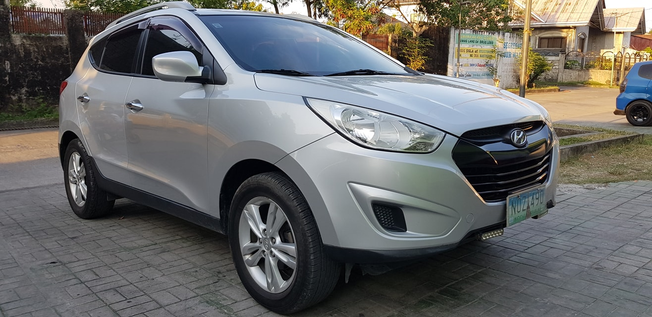 Hyundai Tucson 2010 photo