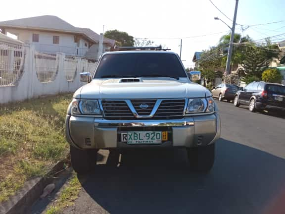 2001 Nissan Patrol 3.0 Di photo