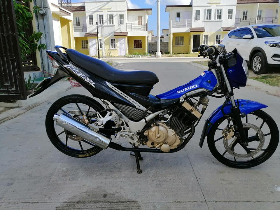 Suzuki Raider 150 2005 photo