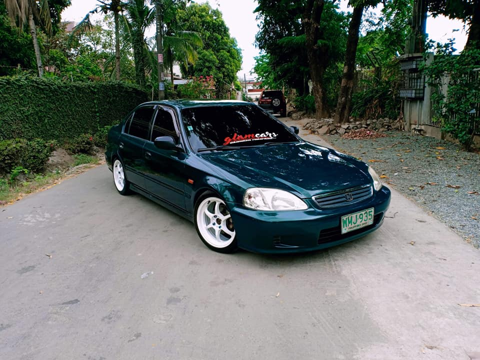2000 Honda Civic SIR Body photo