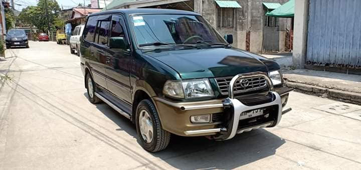 TOYOTA REVO GLX M/T 2001 photo