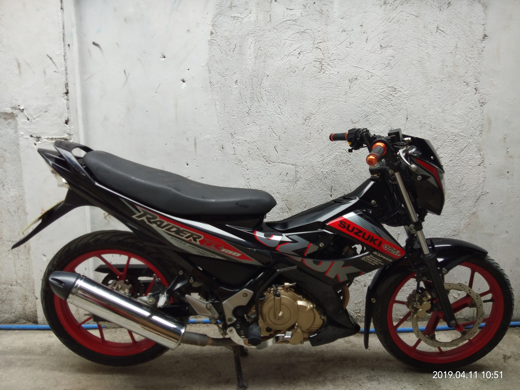 suzuki r150cc 2016model reloaded photo