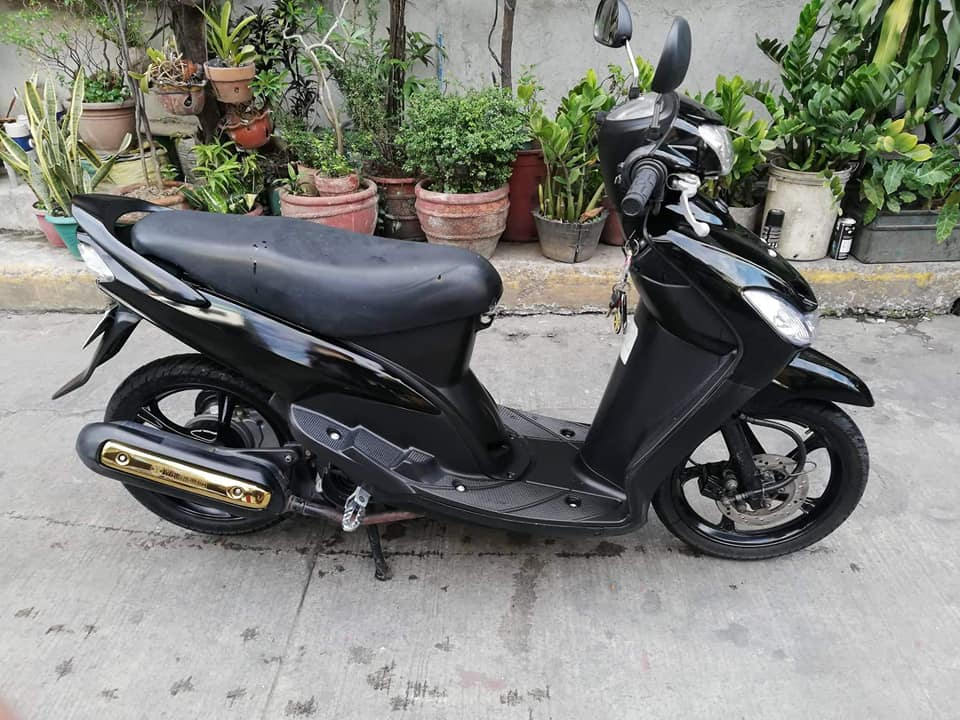 Yamaha mio sporty 115 photo