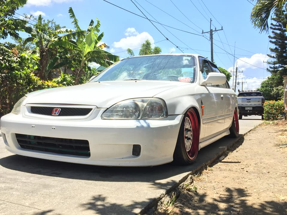 Honda Civic Sir Body photo