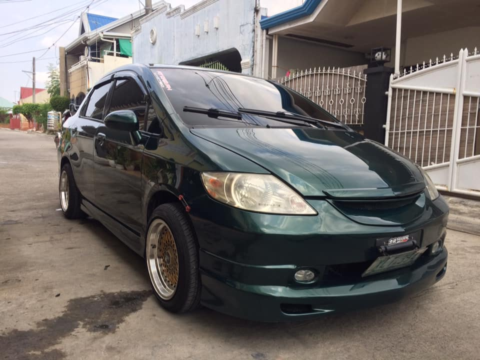 2003 Honda City Idsi photo