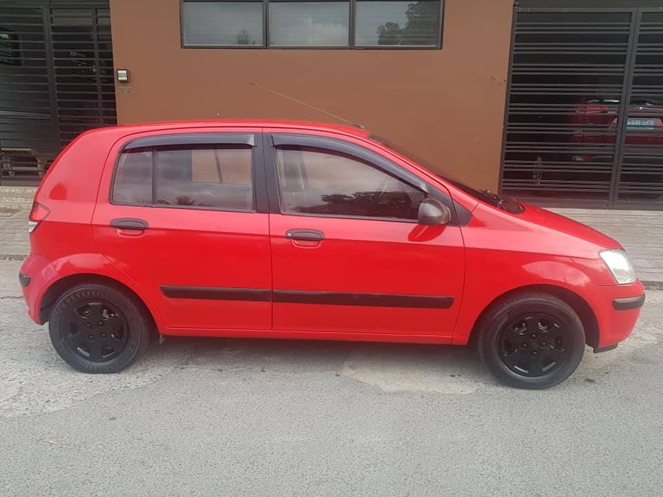 2005 hyundai getz manual photo