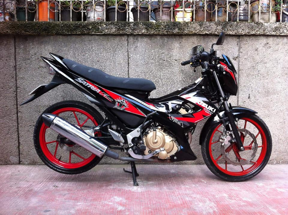 Raider 150cc 2013ac2014 model photo