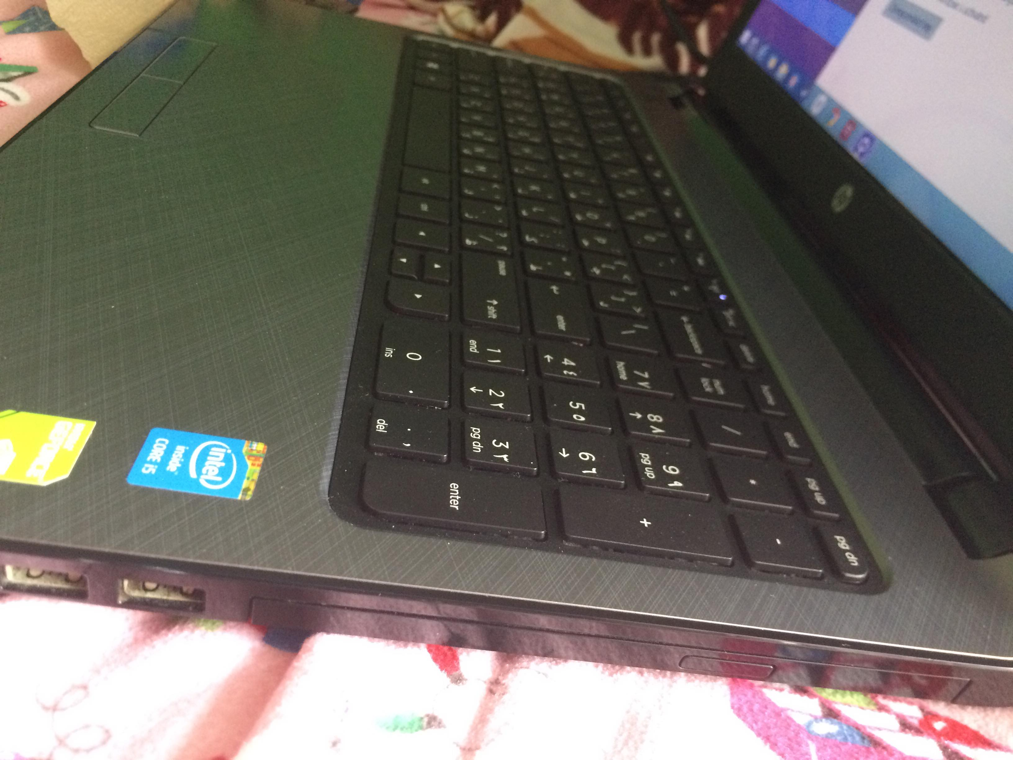 HP 15 Notebook PC i5 photo