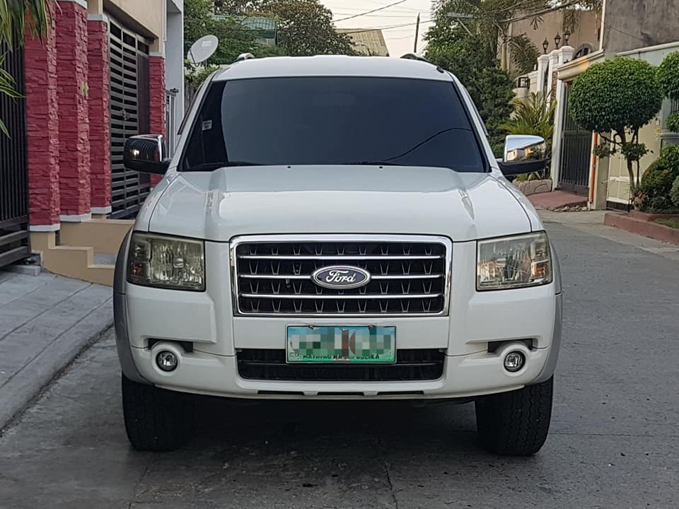 2007 Ford Everest Gen.2 photo