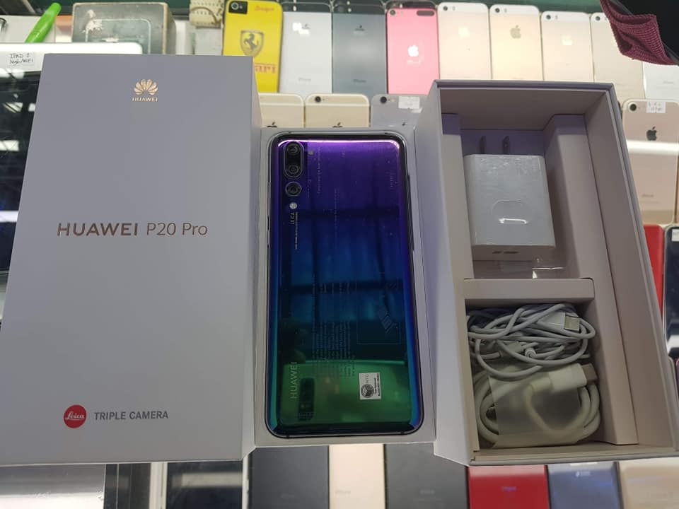 Huawei P20 Pro Twilight 128gb Complete photo