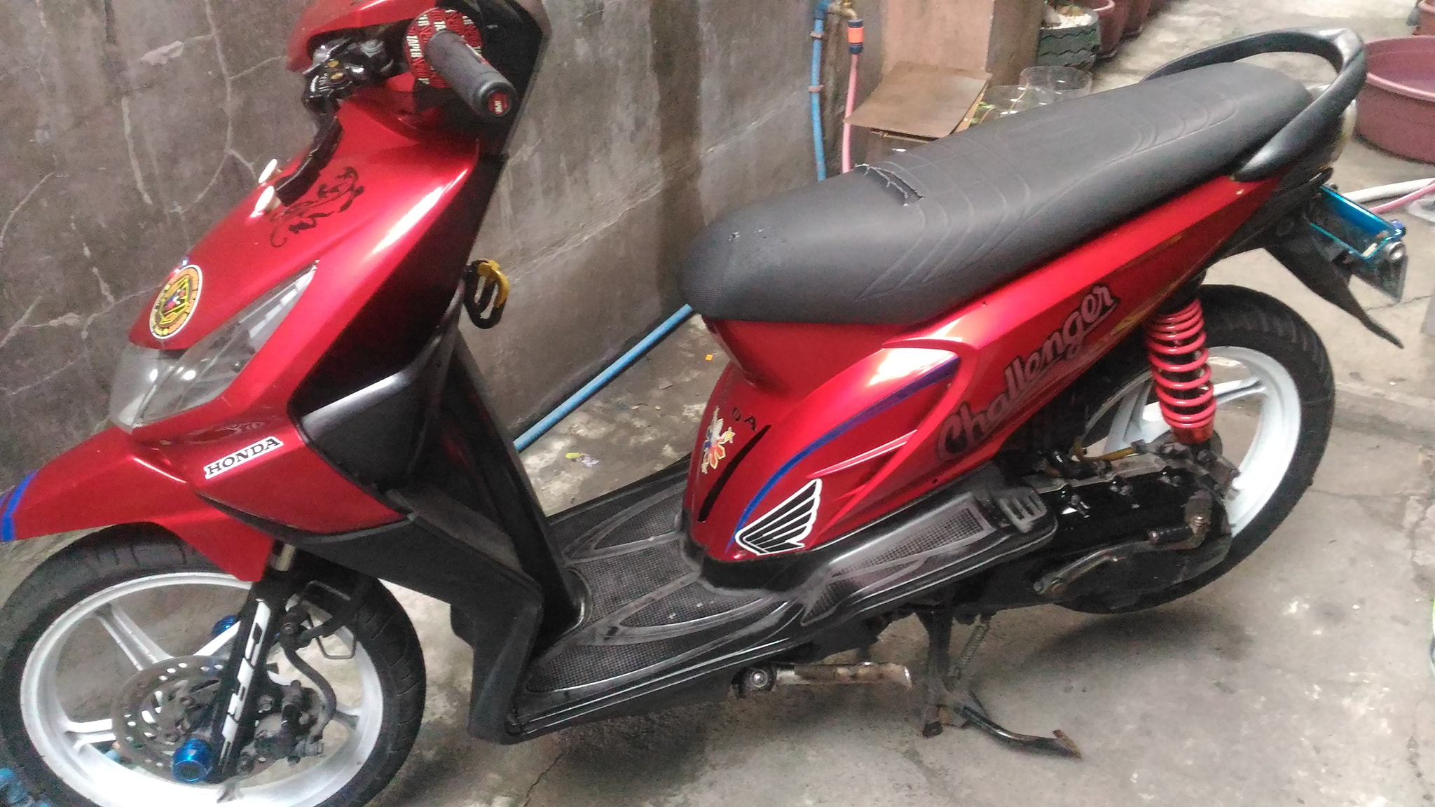 Honda beat photo