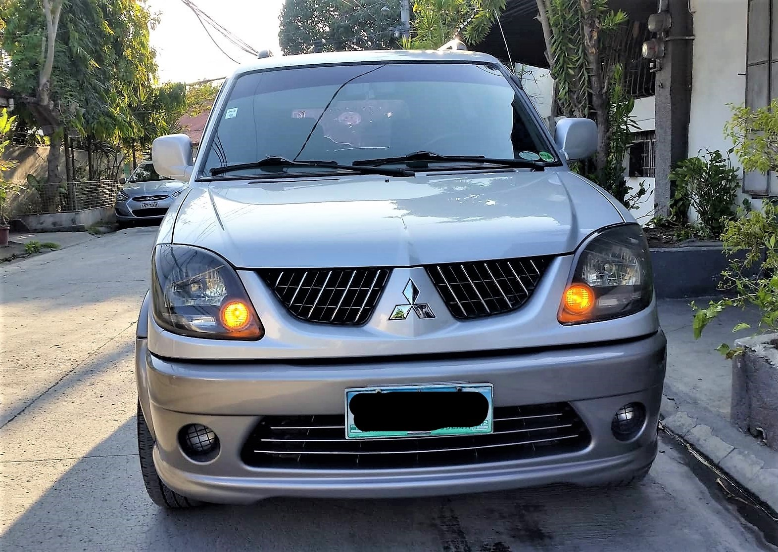 2009 Mitsubishi Adventure GLS photo