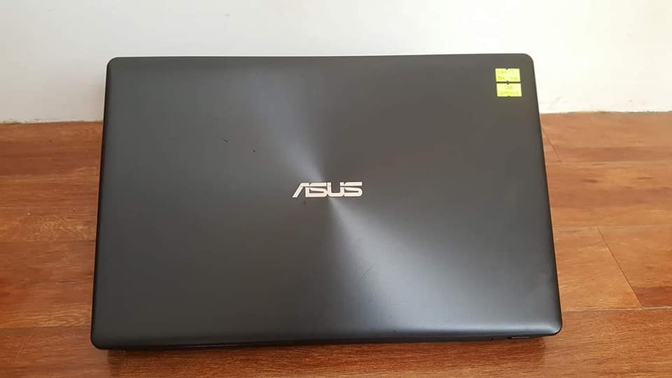 Asus K550 intel core i7-4750HQ 8cpus Gaming Laptop 6gb total GTX 150m photo
