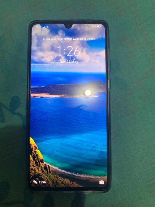 Huawei P30 Breathing Crystal 8gb ram NTC approved photo