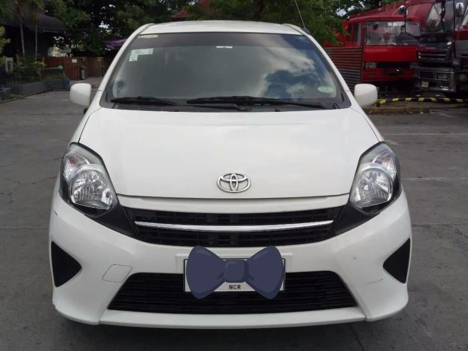 Toyota Wigo 2014 E photo