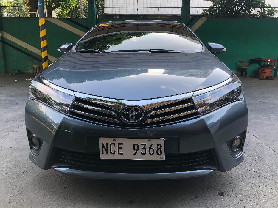 Toyota Altis 2016 1.6G photo