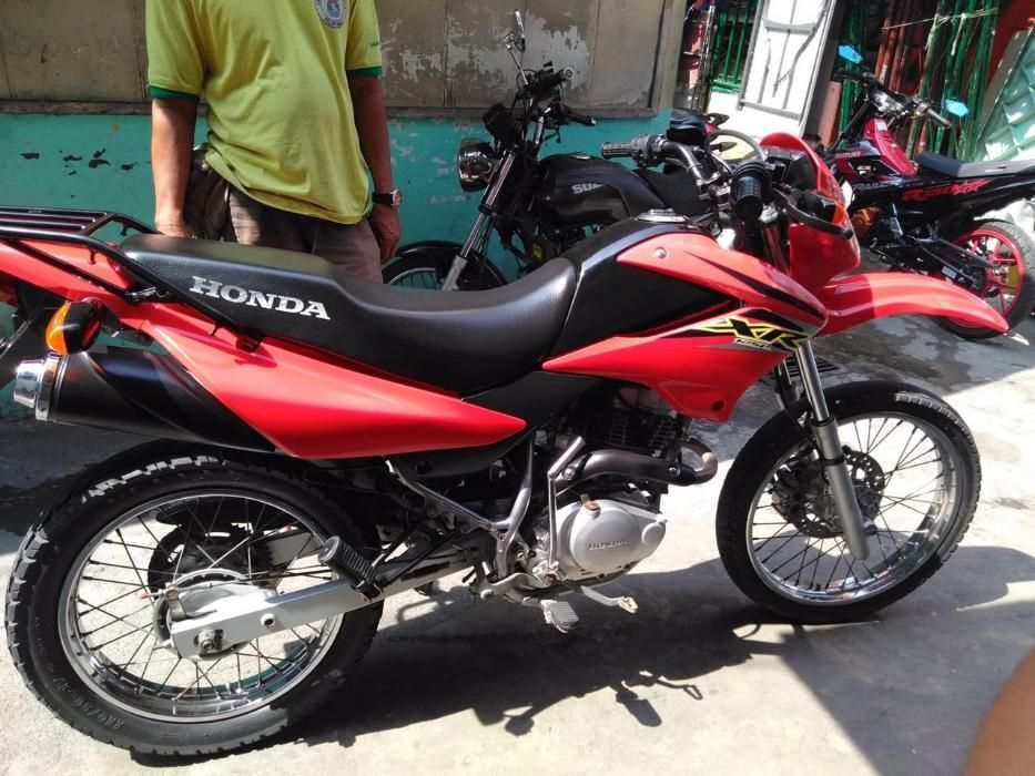 Honda XR125 photo