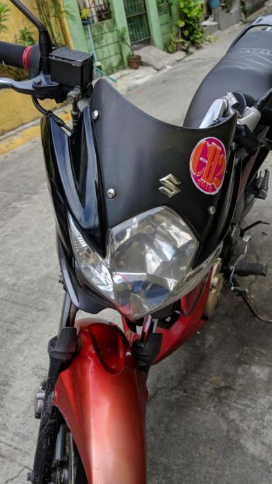 Suzuki Raider R-150 New Breed 2012  photo
