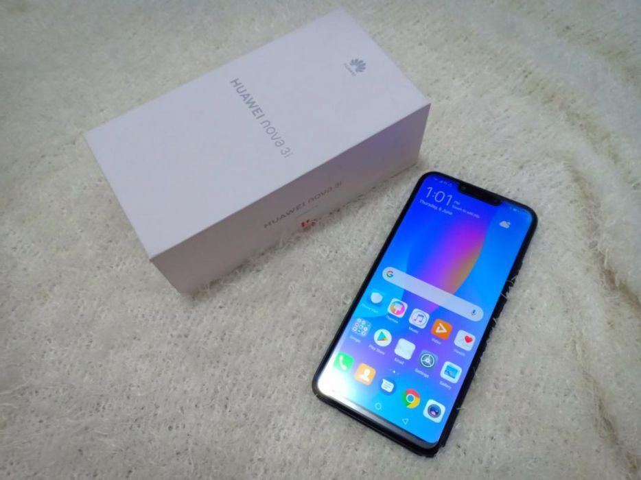 Huawei Nova 3i Black photo