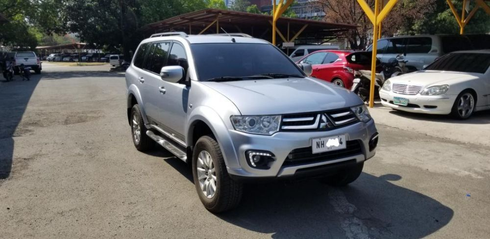2015 Mitsubishi Montero MT photo