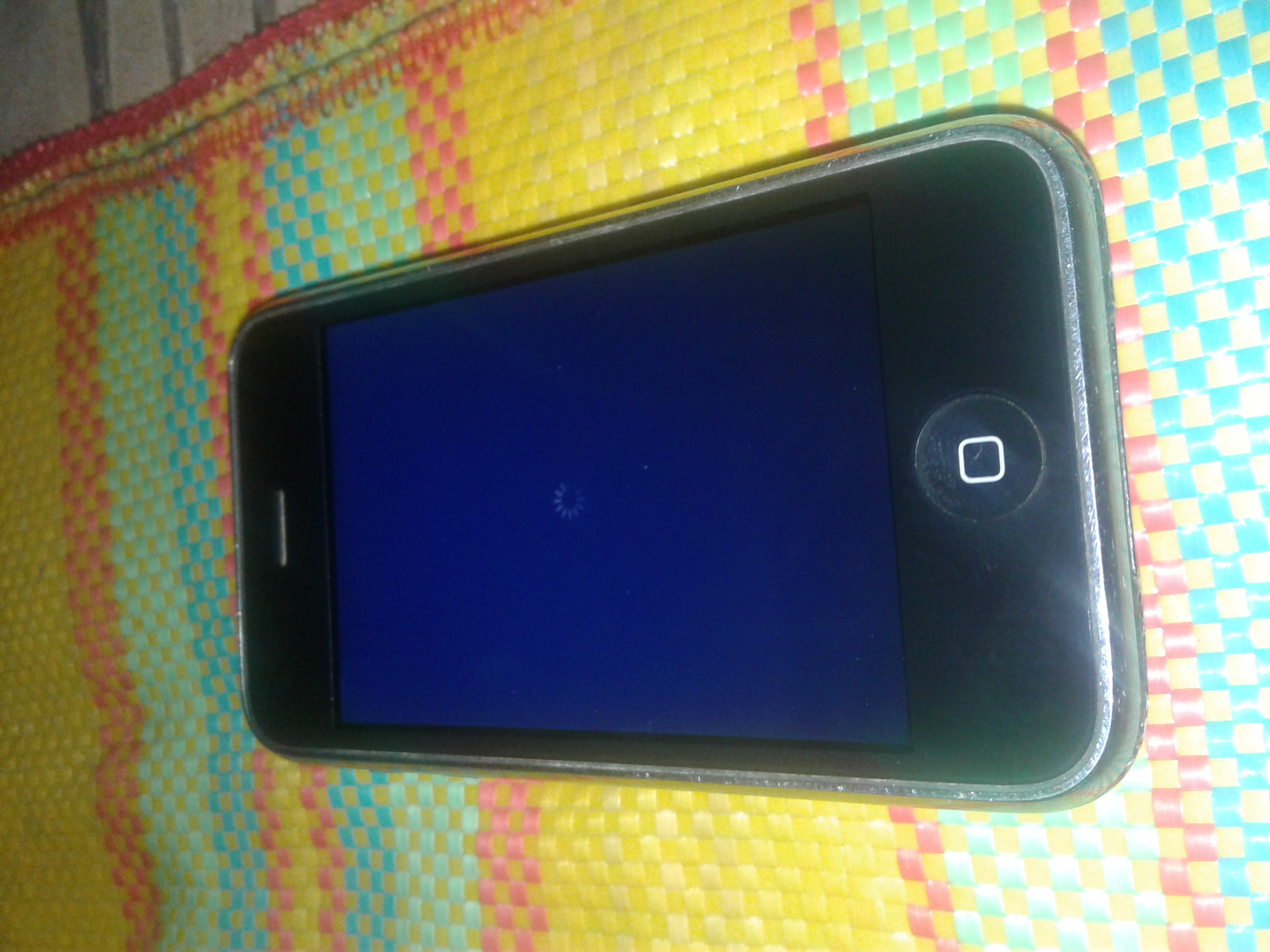 iPhone  3GS  16GB photo