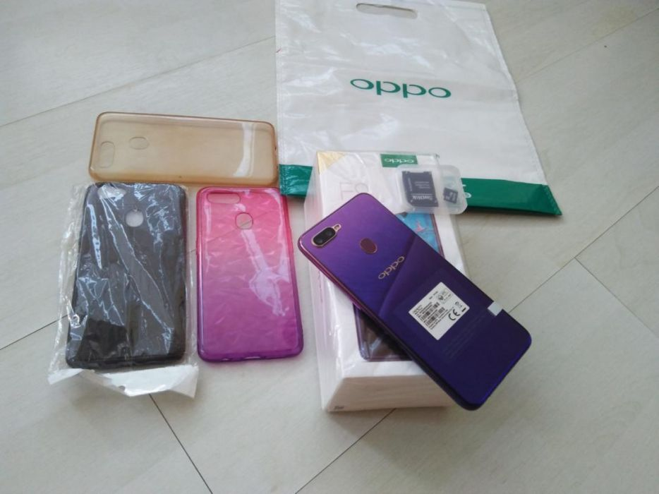 Oppo f9 6ram 64gb photo